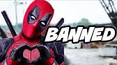 Deadpool Bloopers Outtakes and Banned Jokes