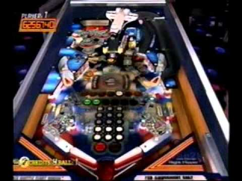 Pinball Hall of Fame - The Williams Collection - Space Shuttle (10 Million Pts.)