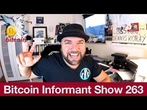 #263 GMO Bitcoin Mining, Bitcoin Cash Botschaft Zypern & Charlie Lee verkauft alle seine Litecoins