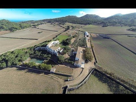 La finca más lujosa y exclusiva de Menorca