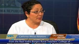California Edition Interview with CA Asm. Cristina Garcia