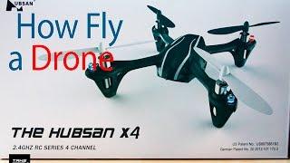 [T2M] The first step to fly a drone ! ( Hubsan x4 H107L ) !