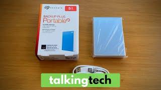 Seagate Backup Plus Portable 5TB review