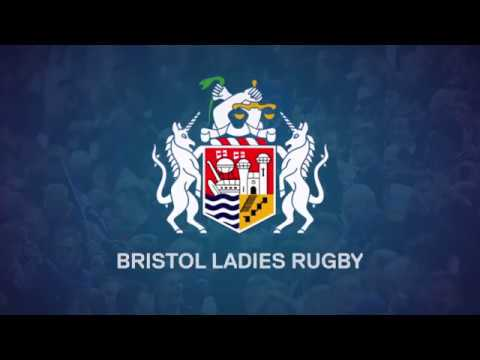 Bristol Ladies Rugby: Poppy Leitch and Caity Mattinson