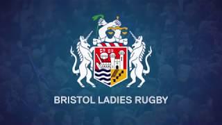 Bristol Ladies Rugby: Poppy Leitch and Caity Mattinson