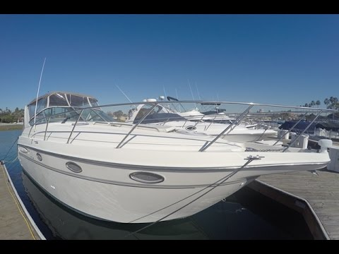 Maxum 3000SCR Walk Thru Tour by South Mountain Yachts
