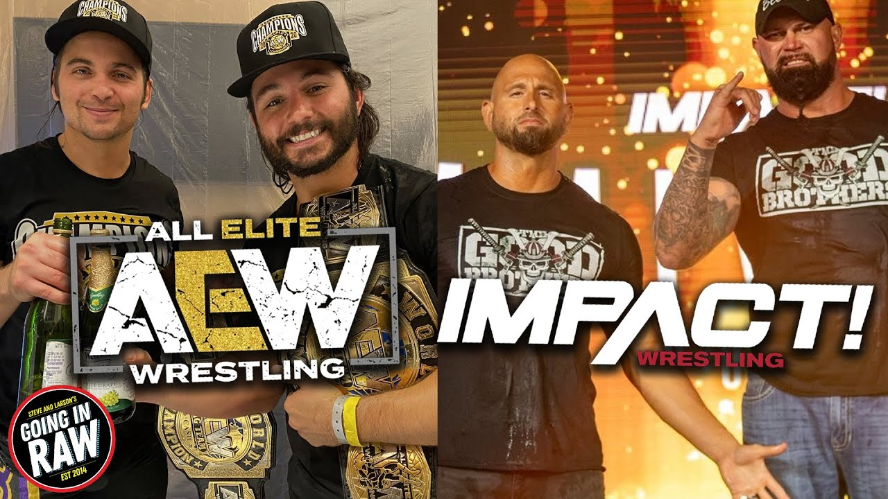 Young Bucks Talk AEW/Impact | Triple H: Would WWE Do The Same? | Pro Wrestling News Brief
