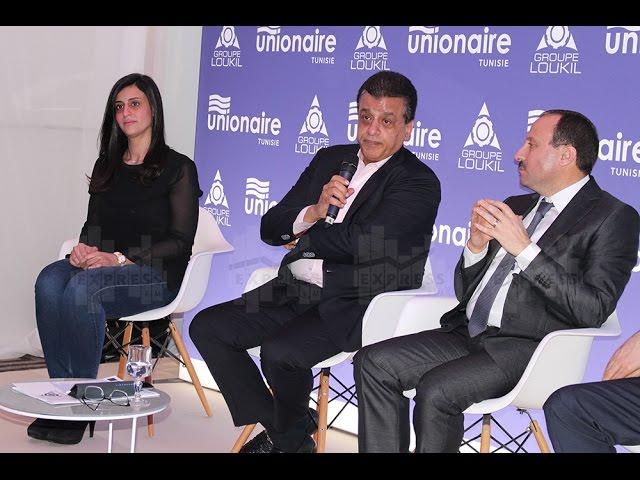 Lancement d'UNIONAIRE en Tunisie: groupe Loukil annonce la création d'une grande usine de fabrication