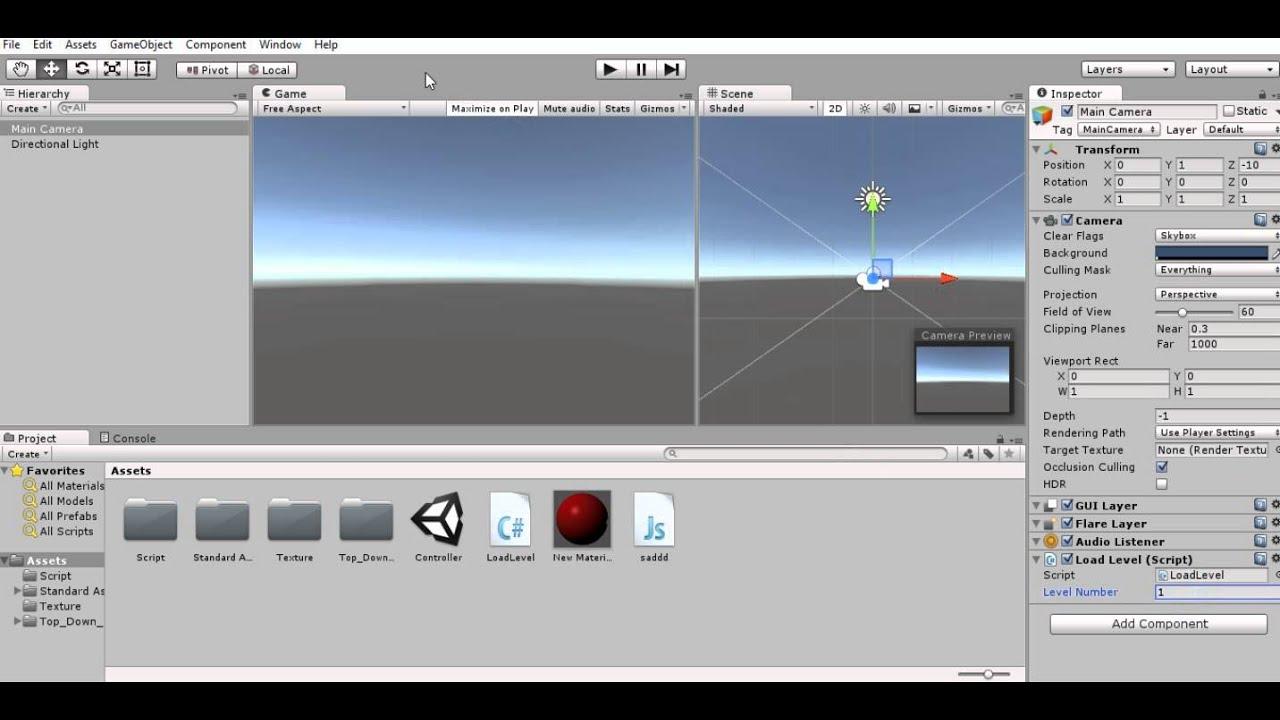 Как сделать уровень в unity3d Скачать Unity Web Player для игр ВКонтакте и онлайн