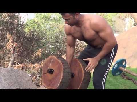 HYDERABAD GREEN EARTH FITNESS / PRT 260 / PRESS AGAINST STONE THERAPEUTIC.