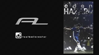 Eden Hazard SPEED ART WALLPAPER! AWESOME