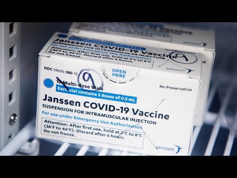 "U.S. recommends ""pause"" for Johnson & Johnson COVID vaccine to ..."