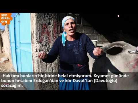 """Nusaybin izlenimleri - 3: """"25 yıl önce hendek mi vardı? Asıl terörist onlar!"""""""
