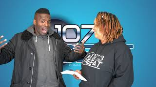 Comedian/Actor Godfrey Talks Love for Comedy, Being Too Sensitive and the Legacy of John Witherspoon