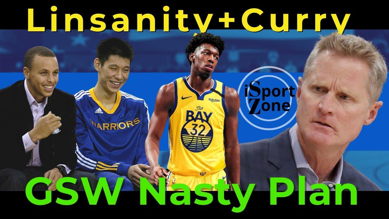 Warriors & Jeremy Lin REUNION at ang MALUPIT na BALAK ng Golden State.