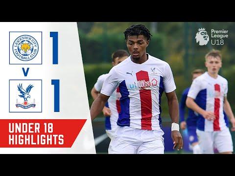 Leicester City 1-1 Crystal Palace | U18 PL Highlights