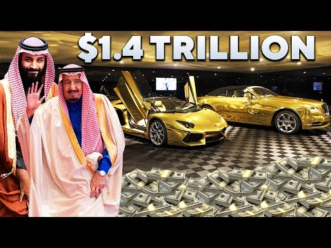 How Much Money Does The Saudi Royal Family Have?