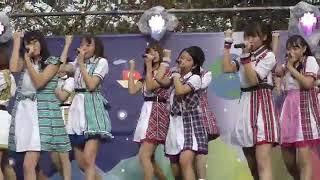 【Tomboys☆】東洋大学 朝霞キャンパス 朝華祭 2部 無意識の色 /SKE48.