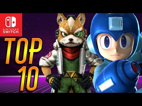 Top 10 Nintendo Switch Games Still to Come in 2018