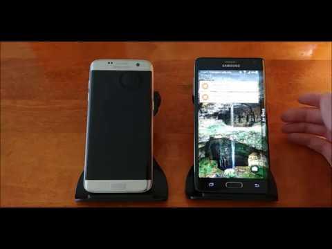 S7 Edge VS Note Edge, Evolution of Edge Devices