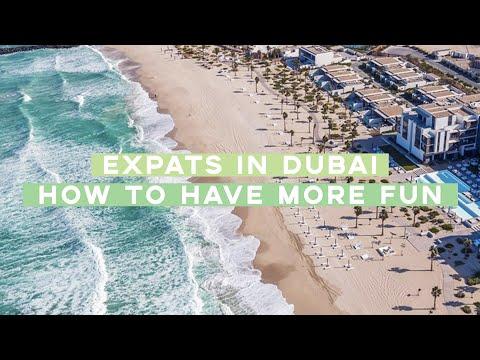 HOW TO ENJOY LIFE IN DUBAI (Vlog #30)