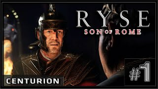 Ryse Son of Rome - PC Gameplay - Part 1 - Save The Emperor