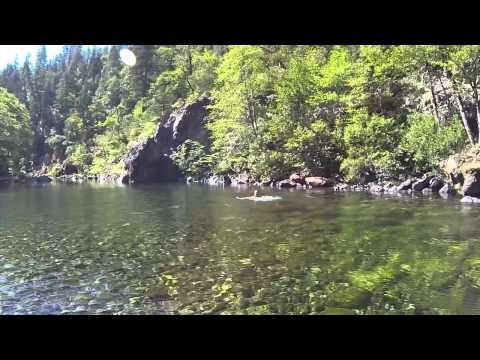2014 Summer Vacation RV Trip to Redwood Coast and Yosemite