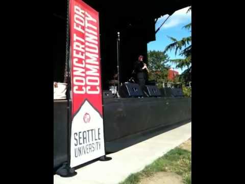 Seattle University Groovin On The Green Garfield High Ja Youtube