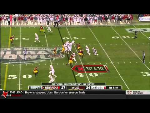 Leonard Williams v Nebraska (2014 Holiday Bowl)