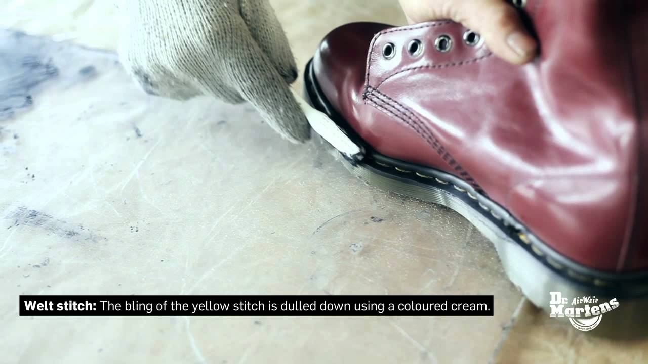 63279ad18c7c DR. MARTENS - BROKEN IN - THE PROCESS - YouTube