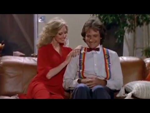 Morgan Fairchild remembers Robin Williams