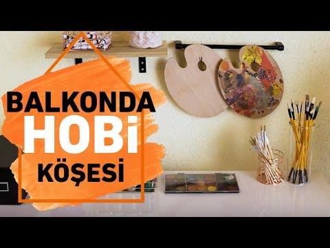 Balkonda Hobi Köşesi Yapımı | Koçtaş ile Kendin Yap