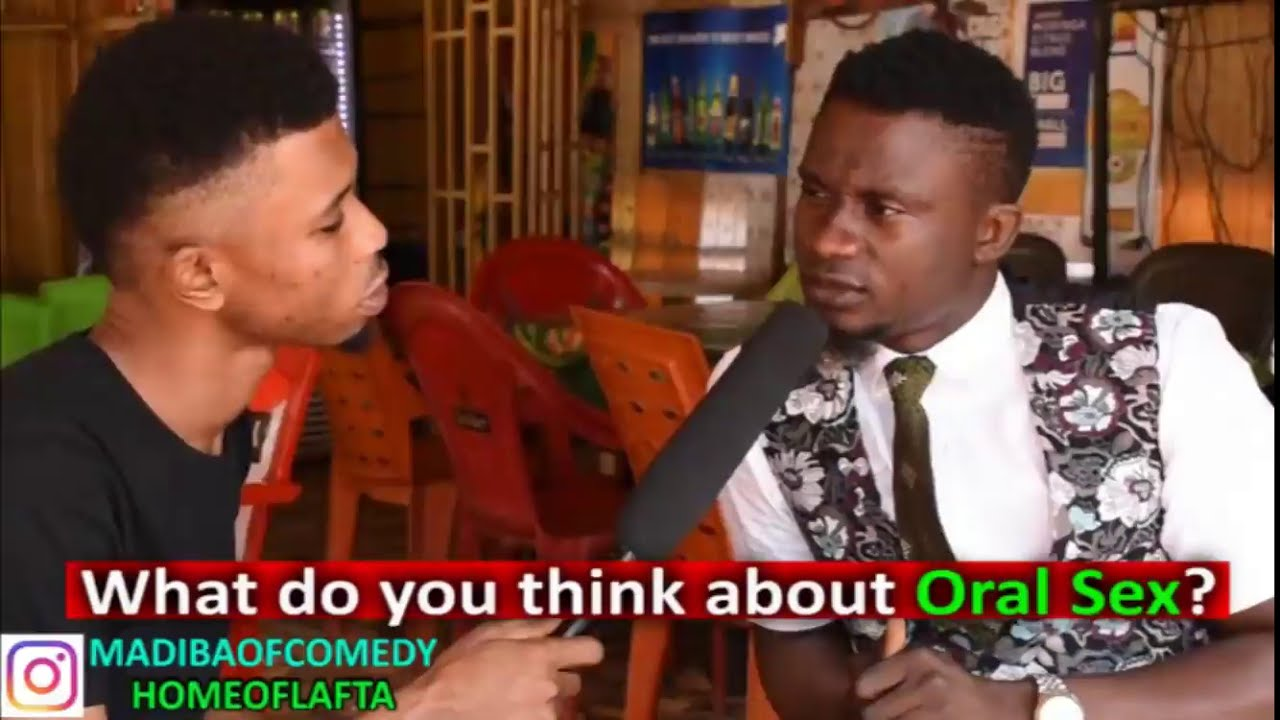 Download Funny Video (What do you think about Oral Sex?) - Madiba of comedy