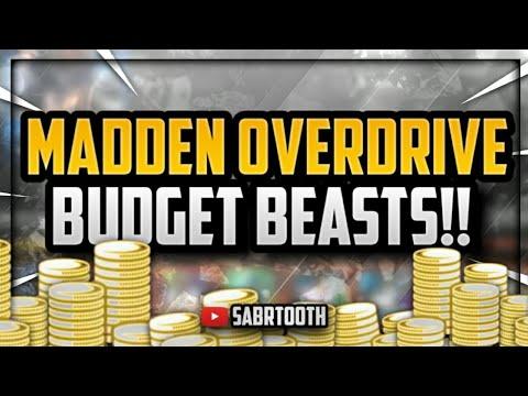 Overdriven budgetbesvikelse