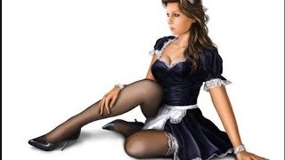 Sexy French Maid Costumes