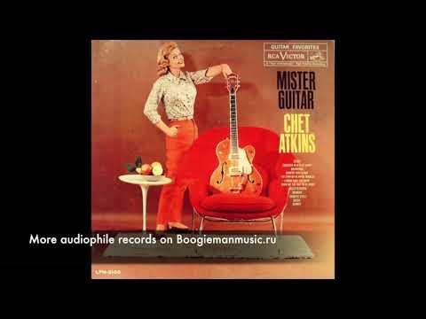 Chet Atkins – Mister Guitar - Classic Compact Discs - LSPCD-2103 - 24K GOLD