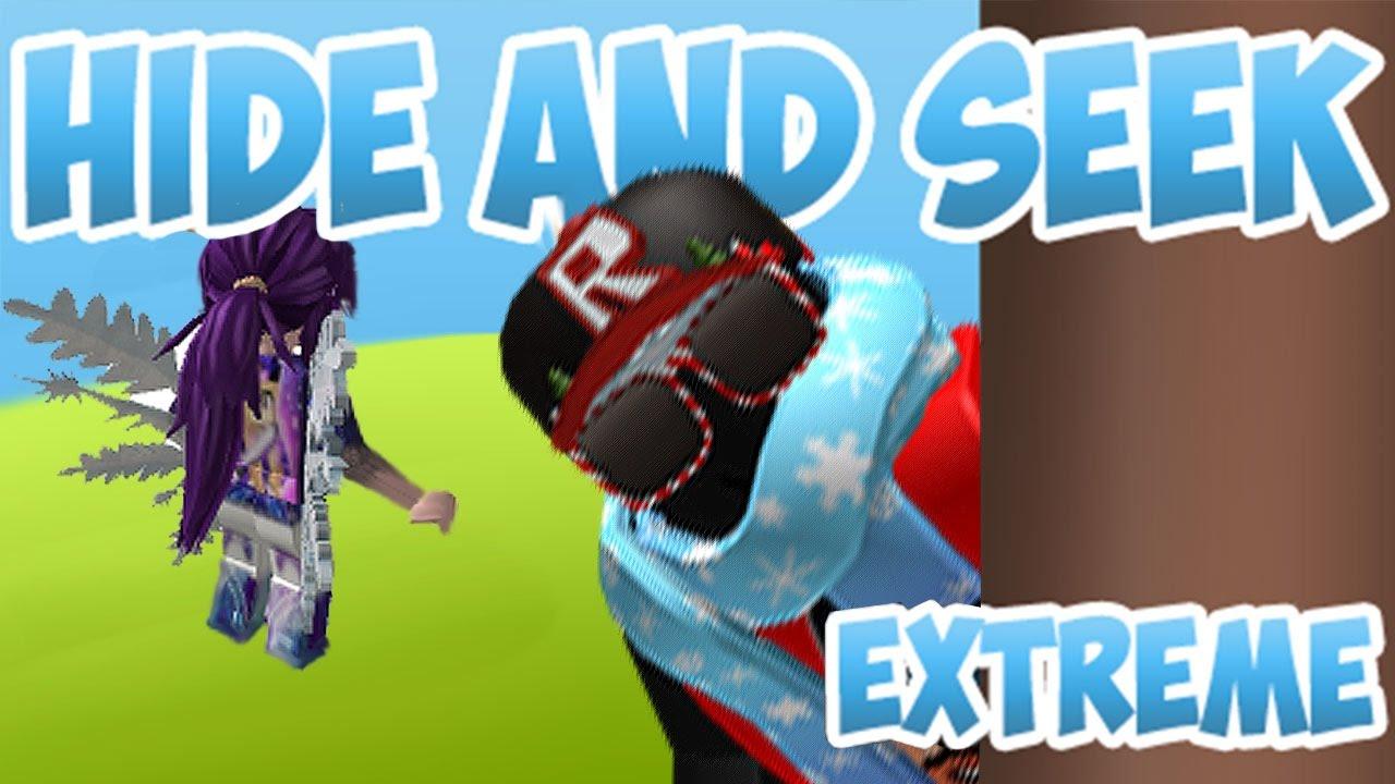Roblox Hide And Seek Extreme - roblox hide and seek youtube playing hide and seek in