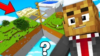 WHAT IF MINECRAFT WORLDS WERE ONLY LIKE THIS?