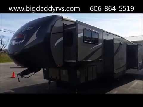Sandpiper 377flik Fifth Wheel Camper At Big Daddy Rvs