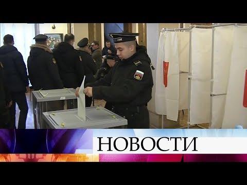 Жители Крыма впервые принимают участие в выборах президента России.
