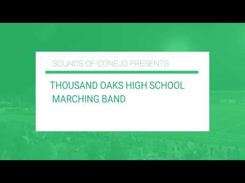 SOUNDS OF CONEJO 2017 - Thousand Oaks High School