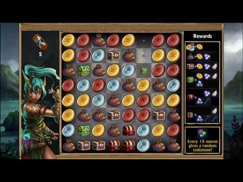Gems of War - Treasure Hunter Trophy |