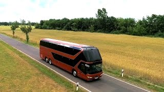 Der Neoplan Skyliner - Wenn Träume Bus fahren