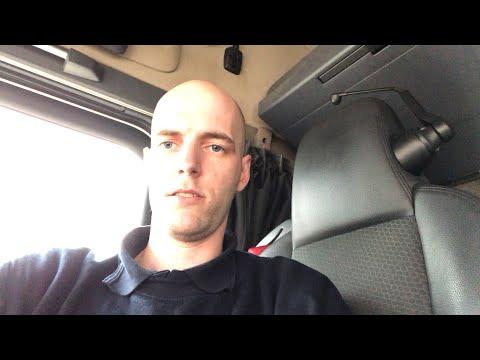 Trucking Life UK- waiting at Tesco