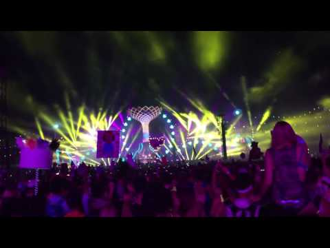 EDC 2016 Live - Don't Let Me Down- The...