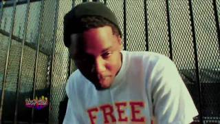 Drop City Tv #15 Kendrick Lamar - Wanna Be Heard (Modern Artists)