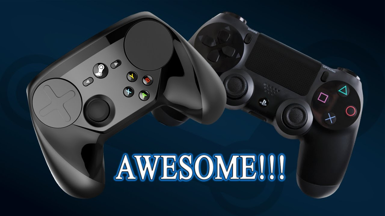 how to use ps4 controller on steam