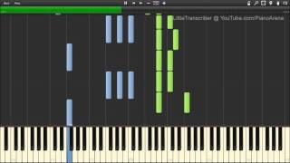 Video Avril Lavigne - Here's To Never Growing Up (Piano Cover) by LittleTranscriber download MP3, 3GP, MP4, WEBM, AVI, FLV Juli 2018