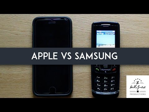 Apple iPhone 7 vs Samsung D900 - Mobile Phone Comparison