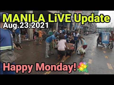 Manila LiVE Update|Happy Monday